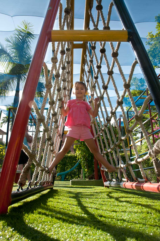 Kids Playground Febri S Hotel Amp Spa Bali Hotel Kuta
