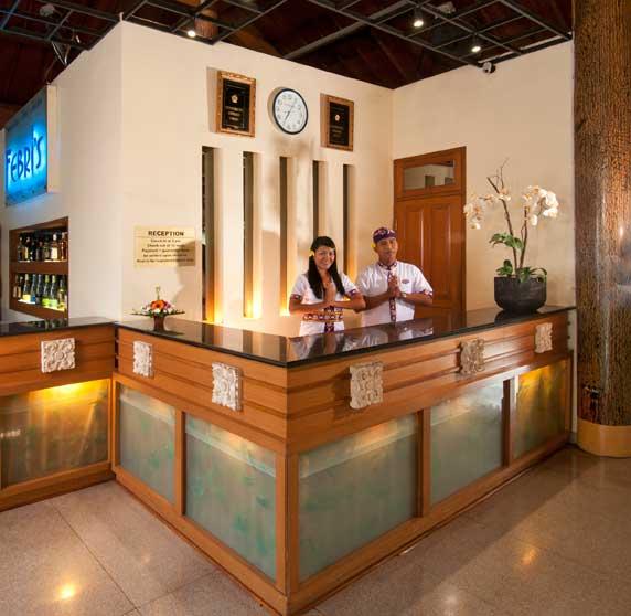 Restaurant Febri S Hotel Amp Spa Bali Hotel Kuta Bali
