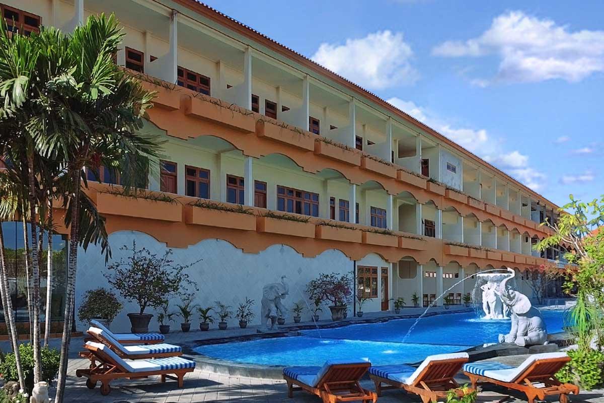 Accomodation Febri 39 S Hotel Spa Bali Hotel Kuta Bali Cheap Hotel