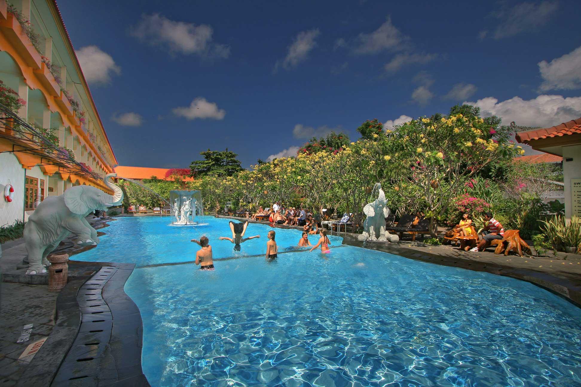 Cheap Hotels Kuta Beach
