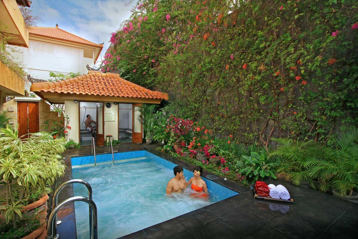 Spa Cottages | Febri's Hotel & Spa - Bali Hotel Kuta