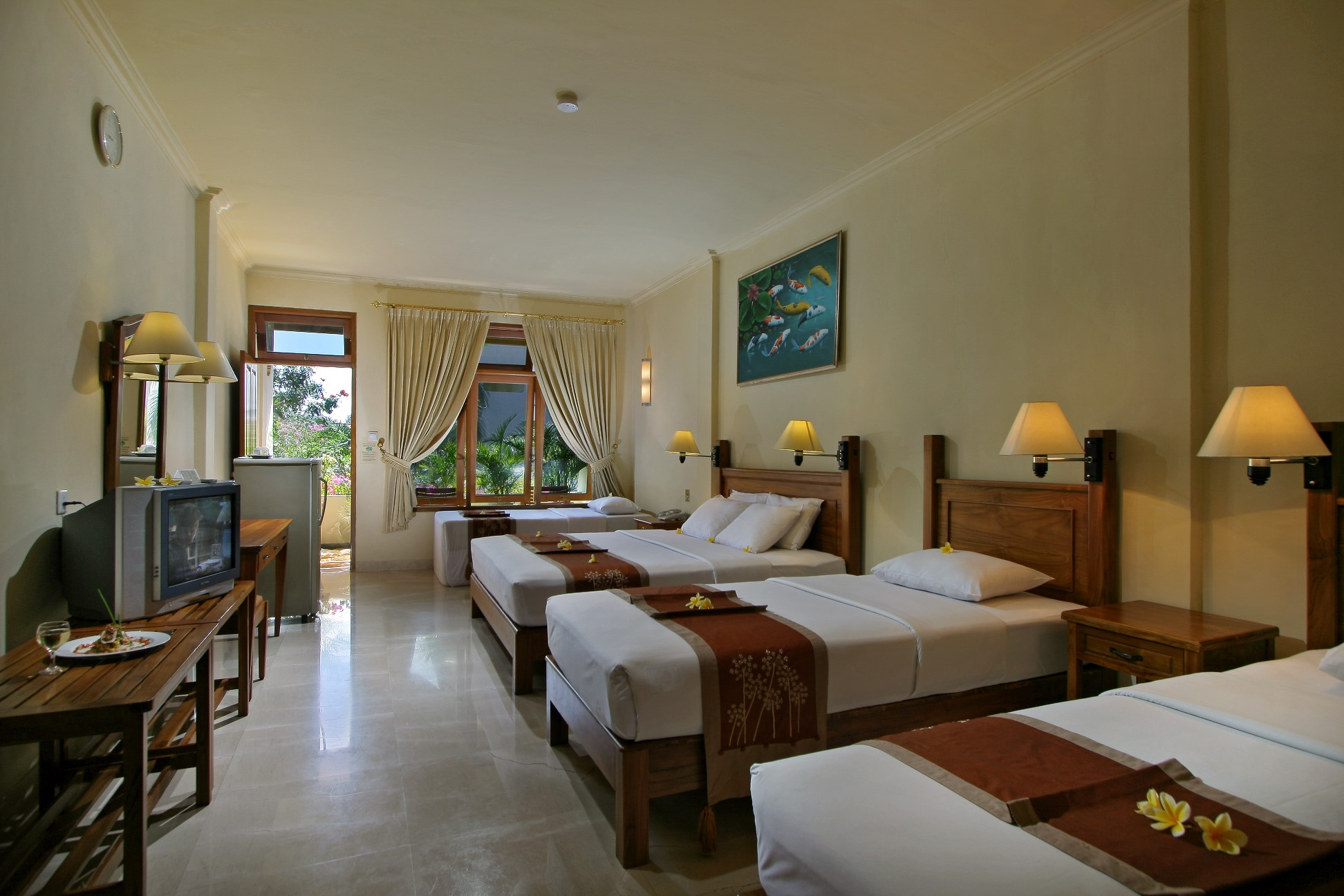 Rooms: Febri's Hotel & Spa - Bali Hotel Kuta - Bali Cheap Hotel